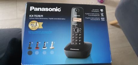 Telefon Panasonic KX TG1611