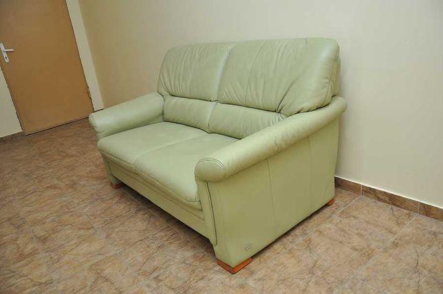 Кожаный диван! Идеал. Диван двойка в офис, домой. БУ. Германия.