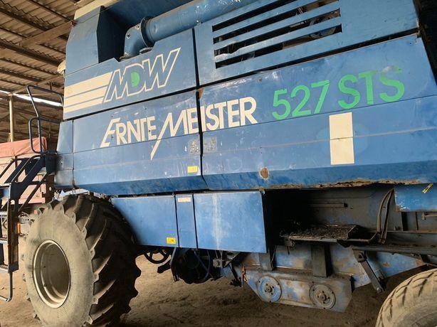 Запчастини на зернозбиральний комбайн Fortschritt E- 527