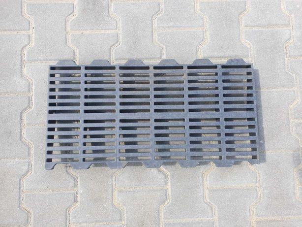 Ruszta plastikowe do prosiąt kratka ociekowa podłoga plastikowa
