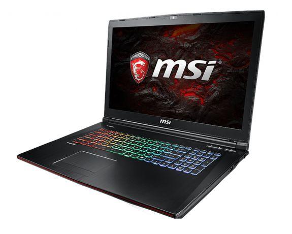 MSI GE72-MVR 7RG Apache Pro (1070+I7-7700hq, 16GB,120Hz,128+1024)