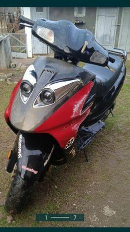 Скутер вайпер шторм