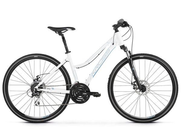 Rower crossowy Kross Evado 4.0 2021 Nowy sklep rama L-19 cali