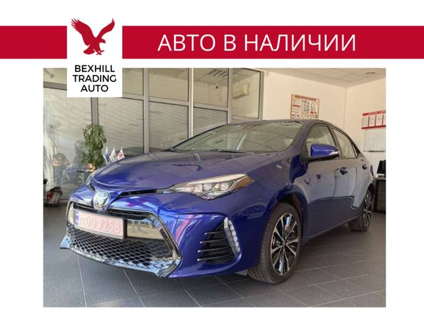 TOYOTA Corolla 2018 по АКЦИОННОЙ цене!
