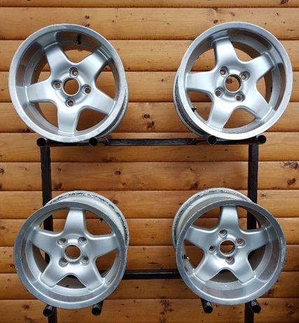 Felgi aluminiowe BCW STEFFAN 4x108 ET 24 / 15 R14