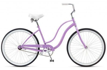 Велосипед Schwinn S1 Women Cruiser One (2015) lilac, колесо 26