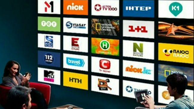 Настройка IP-TV, T-2, спутниковое телевидение, компьютера ,планшета