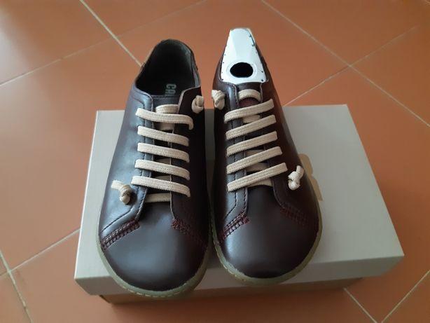 Sapatos Camper Peu (NOVOS)