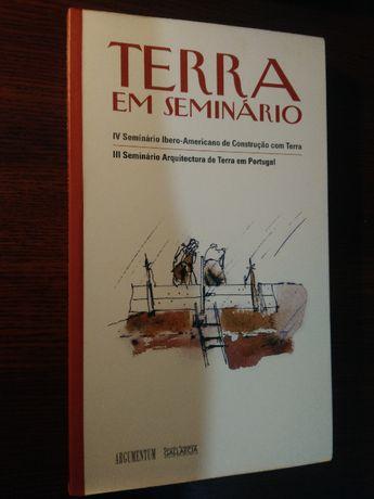 Arquitectura Terra - 6 Livros - a partir de 15€ (Preços inclui Portes)