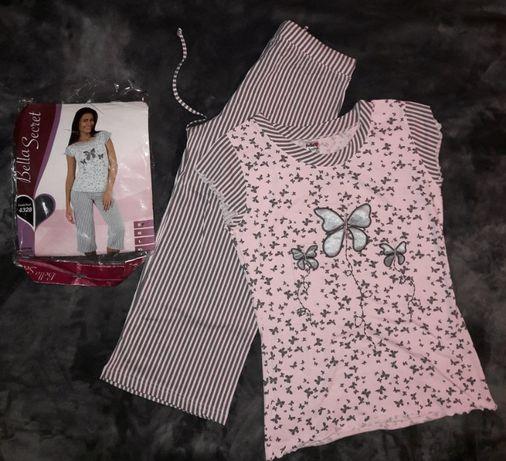 Piżama nowa 2 częściowa damska S