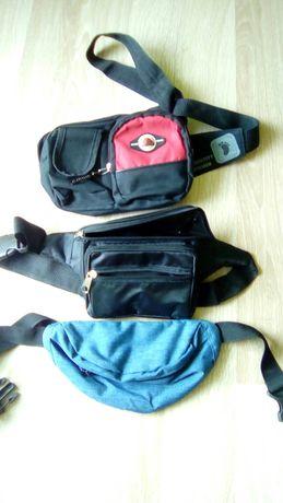 Nerka , saszetka , torba na pas