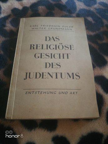Das Religiose Gesicht Des Judentums