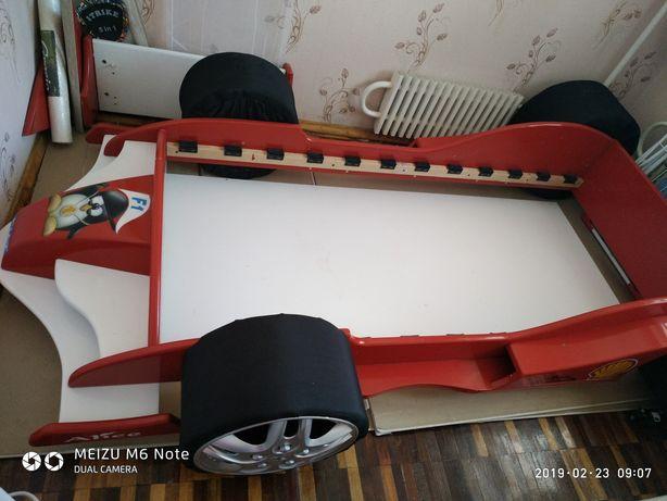 Детская кровать 180*80 из МДФ