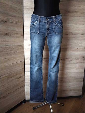 Pierre Cardin spodnie dżinsowe /jeansy W27