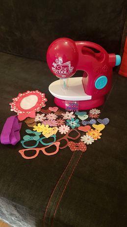Maszyna do szycia dla dzieci SEW COOL + Gratisy