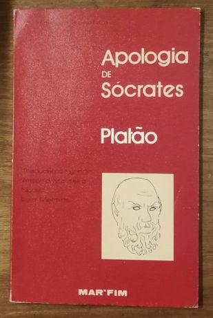 apologia de sócrates, platão, mar`fim