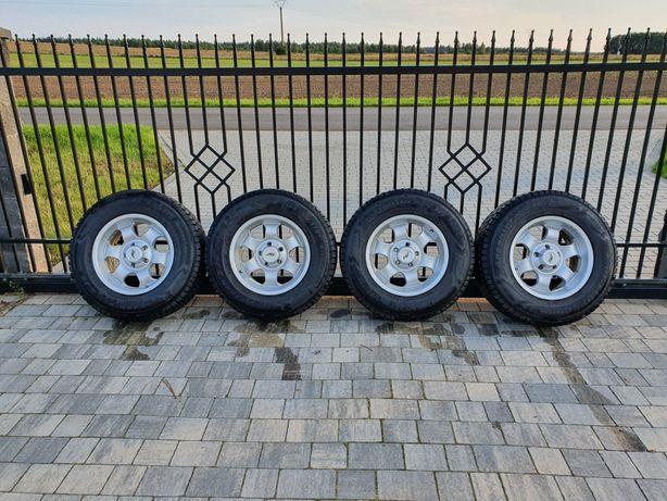AEZ Koła felgi Jeep Cherokee 235/70 R16 8Jx16H2 ET25 5x114,3