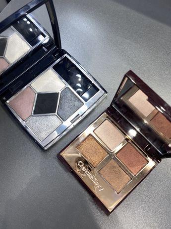 Dior charlotte tilbury тіні тени палетка