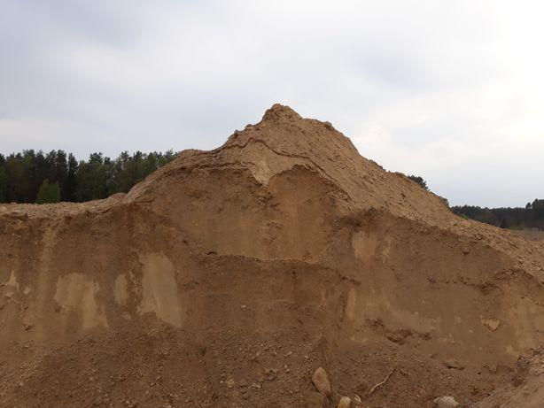 Piasek ziemia piasek zasypowy, żwir