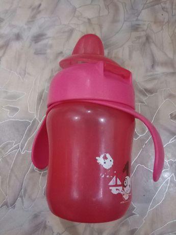 Поильник чашка непроливайка для детей