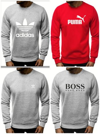Promocja Bluza  Puma, Hugo Boss, Adidas 55zl M, L, XL, XXL
