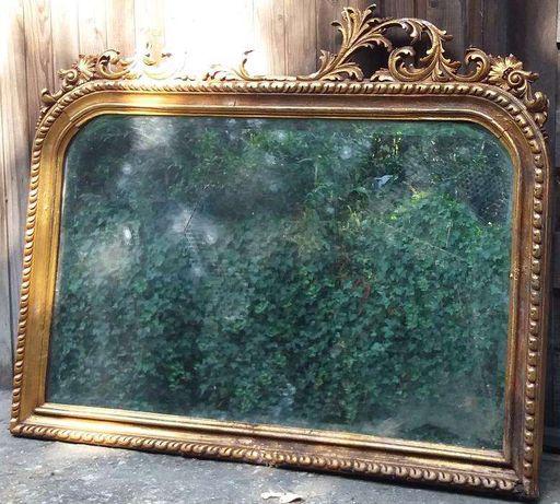 Espelho talha dourada 120 X97 CM