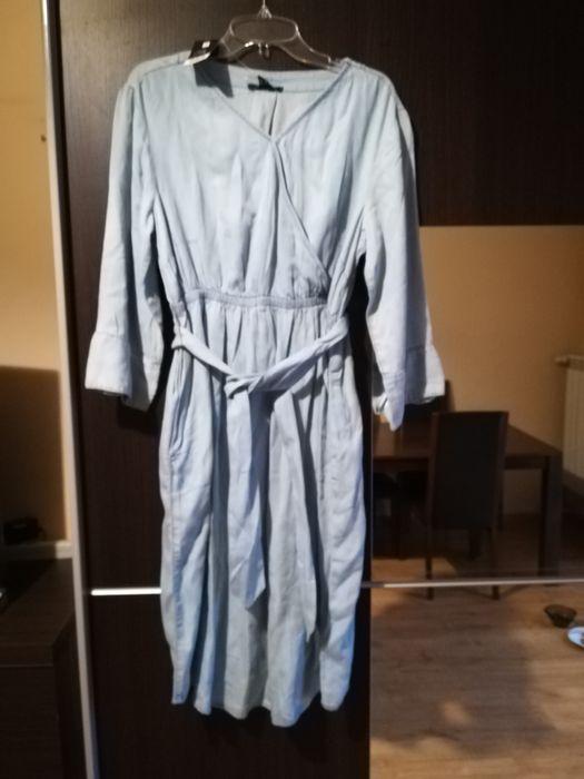 Sukienka ciążowa cienki jeans. Skarżysko-Kamienna - image 1