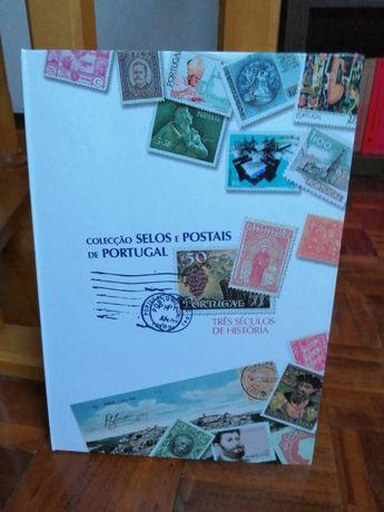 Livro Selos Metálicos - História do Selo Português em 3 Séculos