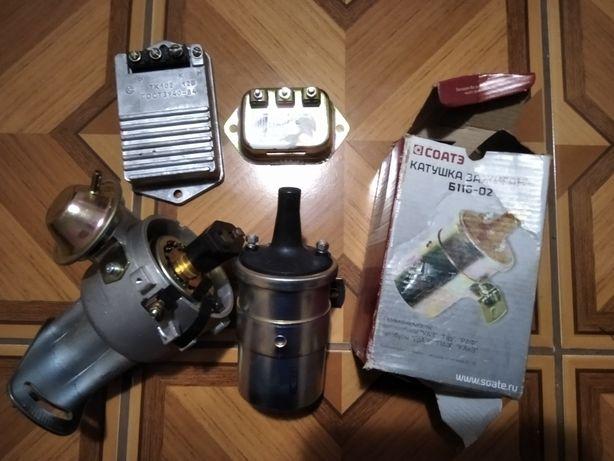 Безконтактна система зажиганія на ГАЗ 53