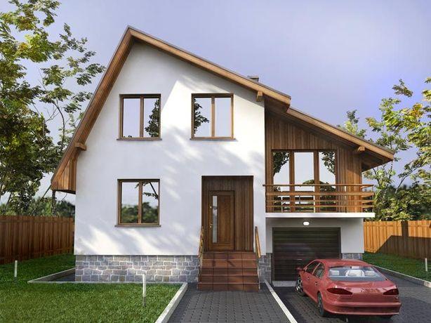 Индивидуальное проектирование домов.