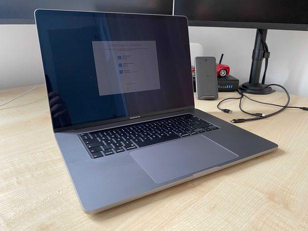 MacBook Pro 16 i7 2,6GHz 32GB 512GB FV23% gwar. 1.11.2021
