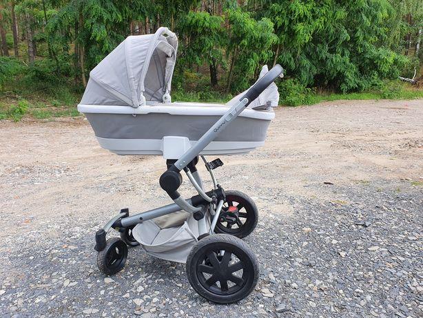 Wózek dziecięcy Quinny buzz xtra - zestaw gondola + spacerówka