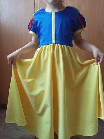 Белоснежка - Карнавальное платье на 2-3 года