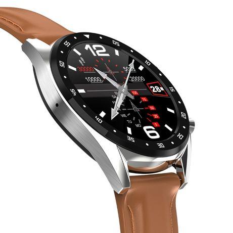 PROMOCJA! Zegarek męski SmartWatch L7 POŁĄCZENIA EKG Ciśnienie IP68
