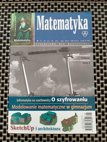 Matematyka - czasopismo dla nauczycieli