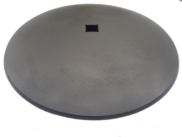 Диск ЛДГ на любой лущильник Гладкий/ромашка ф450мм s5мм ст30MnB5(бор)