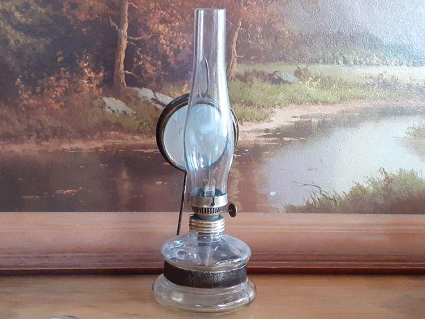 Lampa naftowa-sprawna-27,5cm.-kolekcja