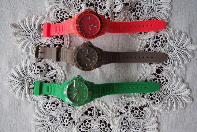 NOWY zegarek z datownikiem na rękę TCHIBO - różne kolory
