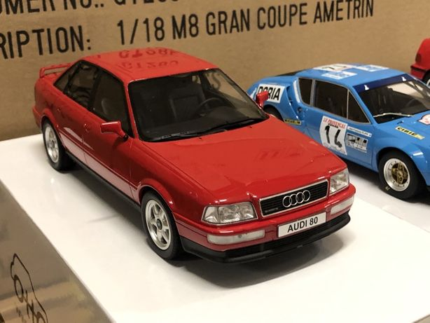 Audi 80 B4 Quattro Competition Otto mobile 1:18