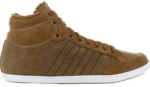 Adidas Plimcana Clean Mid BRAUN ботинки зимние кроссовки демисезон