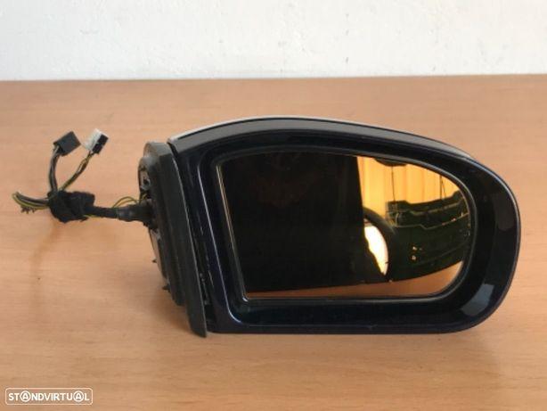 Espelho Retrovisor Elétrico DRT Mercedes E-Class de 02 a 06