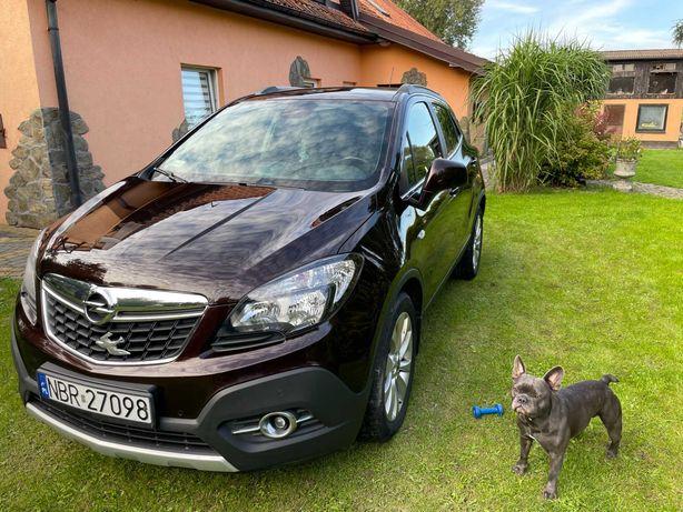 Opel mokka 1.6CDTI 136KM 116tys serwis ASO pierwszy właściciel VAT 23%