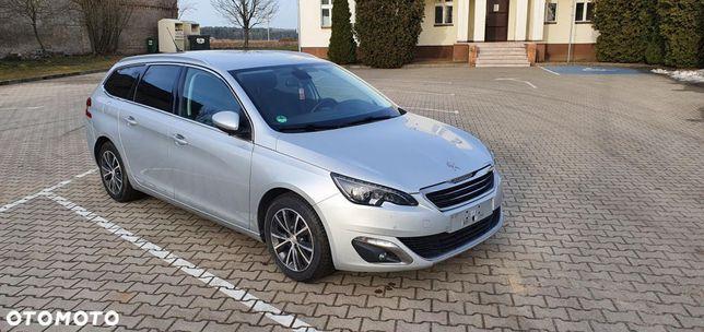 Peugeot 308 1.6 E Hdi 115km Bogata Opcja