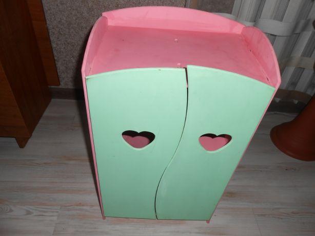 Шкаф для одежды и аксессуаров пупса Baby Born