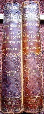 Kraemer Das XIX. Jahrhundert in Wort und Bild
