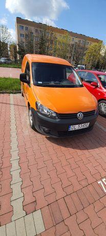 Vw caddy   2012 r.