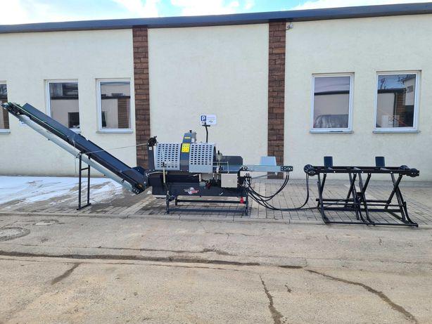 Profesjonalna piło Łuparka automat PLD-400M 20 ton / 40 cm