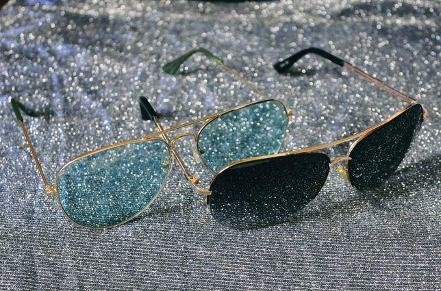 Очки солнцезащитные окуляри имиджевые