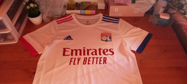 T-shirt adidas olympique lyonnais OL lyon
