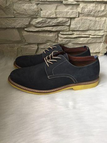 Мужские туфли из нубука фирмы Aldo Оригинал из США